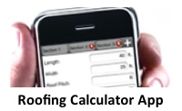 Roofing Calculator PRO app for iPhone & Android