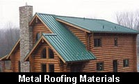 image of Metal Roofing Materials