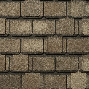 image of premium laminated asphalt roofing shingles