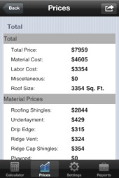 image of Roofing Calculator v2 - Roof Prices